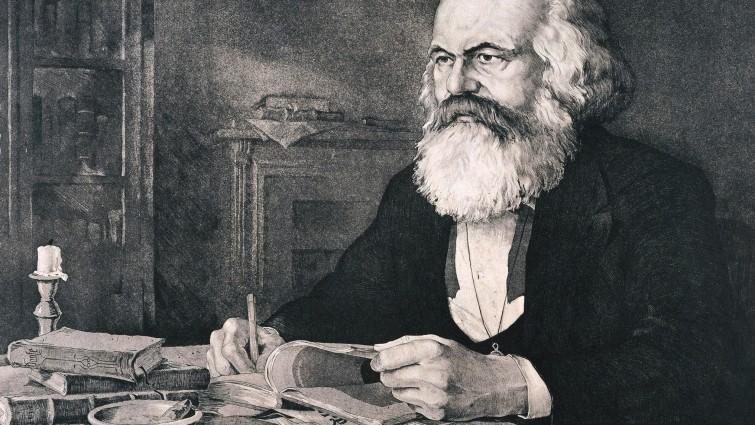 Marx, Das Kapital